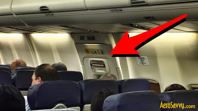 Emergency Exit for aircraft evacuation