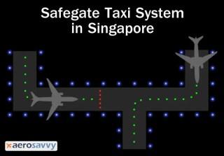 Singapore Safegate System - Airport Lights - AeroSavvy