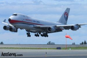 AeroSavvy Airport Bingo China Cargo Windsock