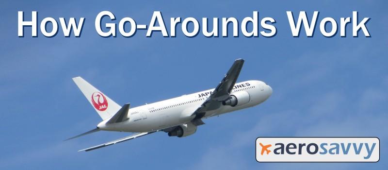 AeroSavvy - TOGA Party: How Go-Arounds Work Go-around