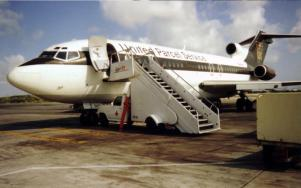 Punta Cana - UPS Passenger Flights - AeroSavvy