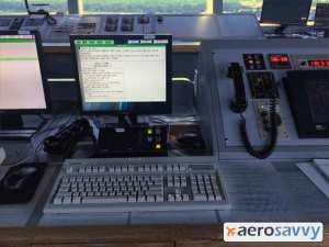 Data-Link ATIS Workstation - Aerosavvy