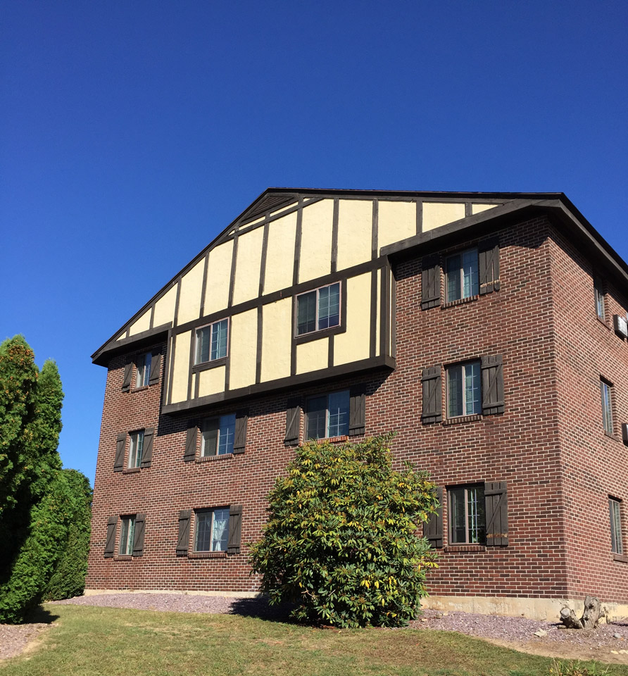 Royal Crest Apartments: Aeroseal Windows And Storefront