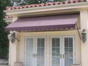 Stationary Awnings image