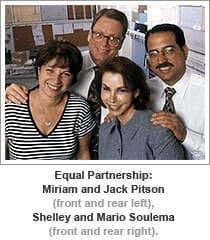 Aeroshade Co Equal Partnership
