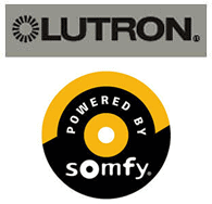 Lutron Powered by Somfy with Aero Shade Co in Los Angeles, CA