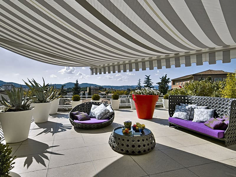 Aeroshade Co Shading Your Backyard with Awnings in Los Angeles