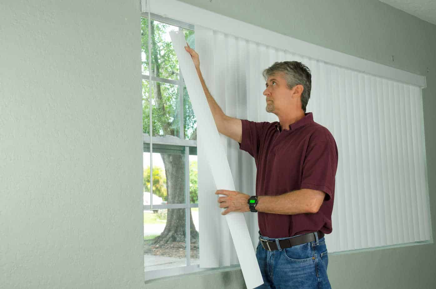 how vertical so to blinds pinterest household fixing pin smart fix