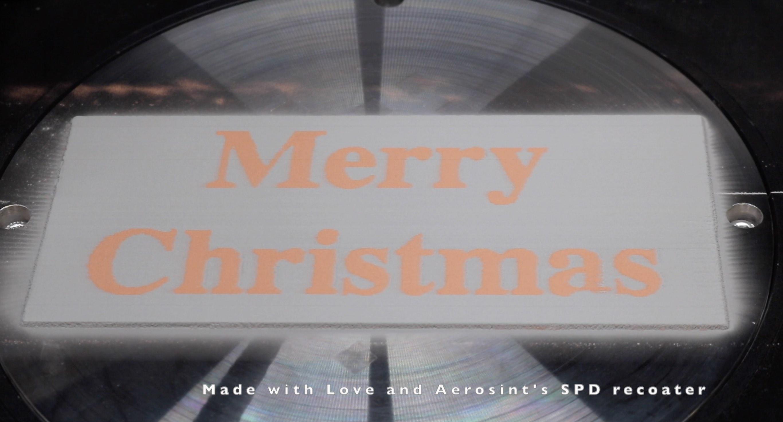 Merry Christmas from Aerosint