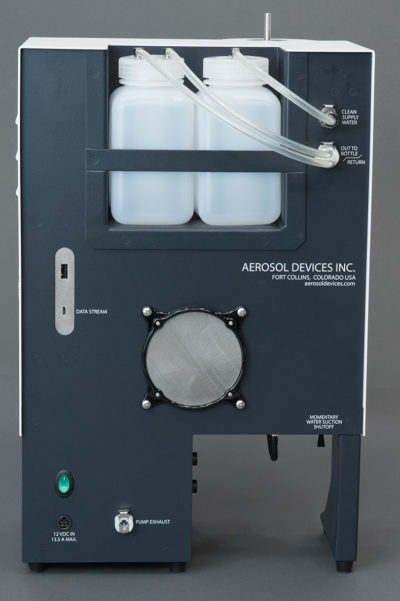 Series-110-Liquid-Spot-Sampler Aerosol Devices Inc