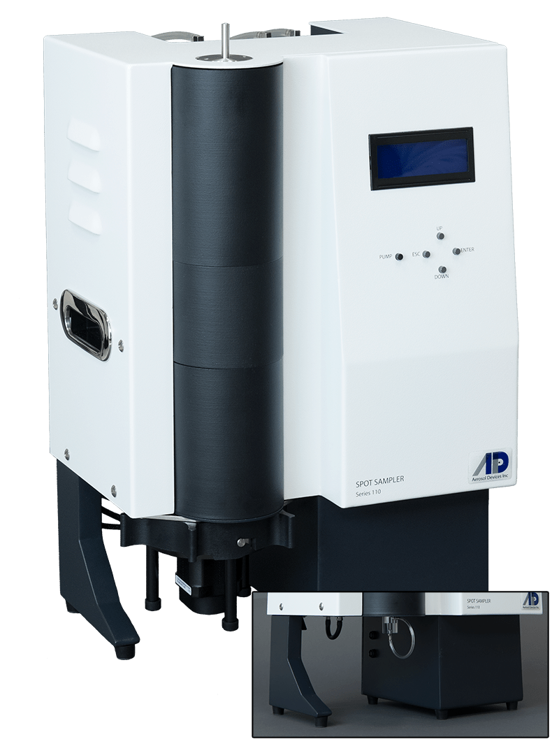Series-110-Universal-Spot-Sampler Aerosol Devices Inc