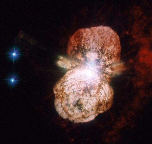 Giant Star Eta Carinae Picture