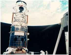 Hubble Space Telescope History