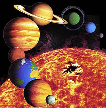 Solar System Picture