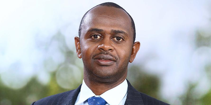 Jambojet Chief Finance Officer Karanja Ndegwa
