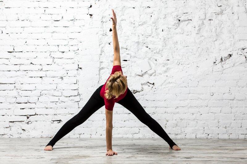 Хатха йога. Упражнения