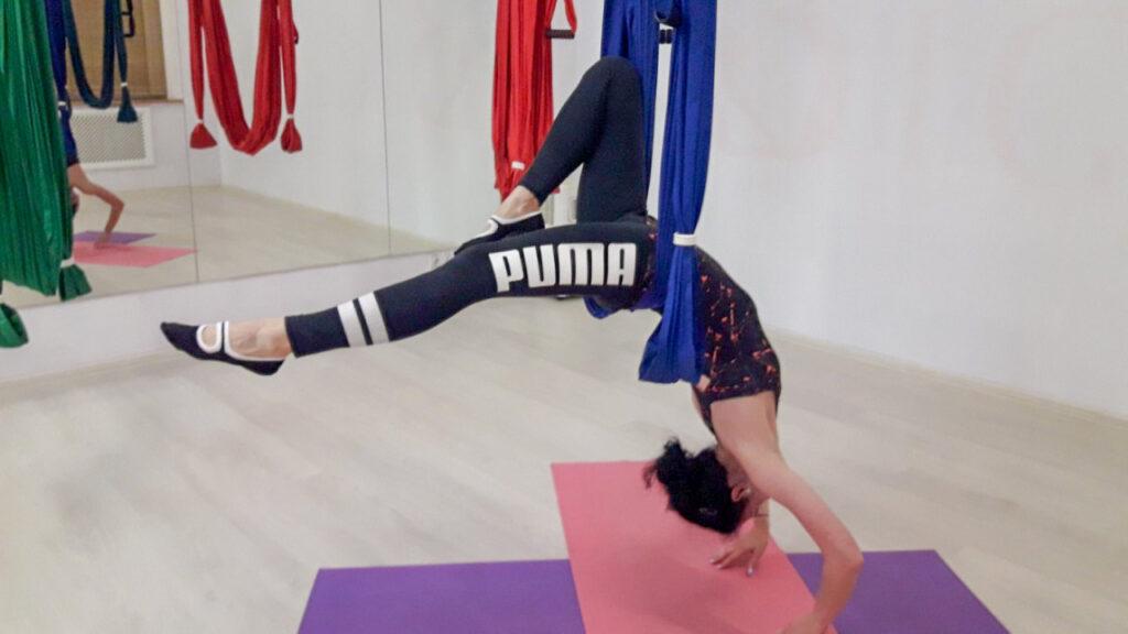 Фитнес йога: сила для тела и психики