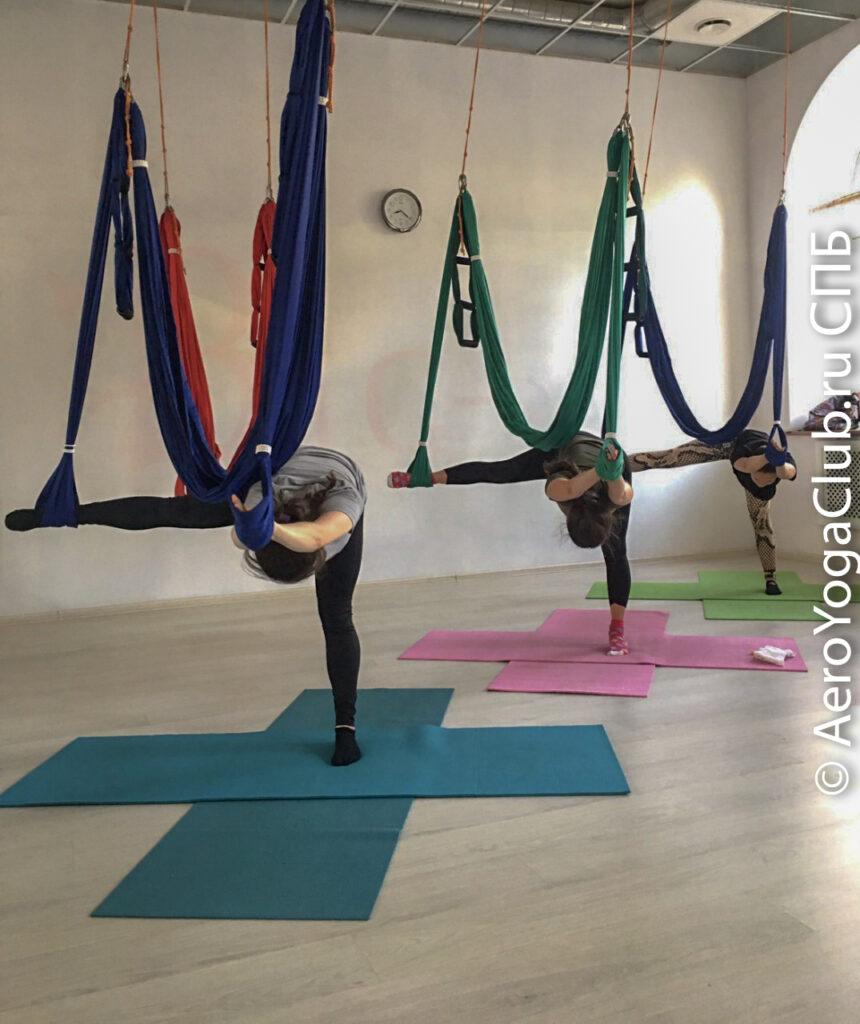 Почему в упражнениях йоги важен баланс