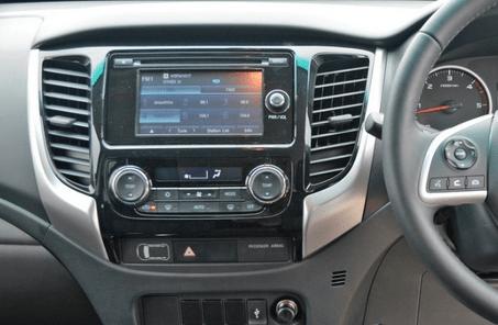 Mitsubishi Triton 2016 2018 MQ Aerpro