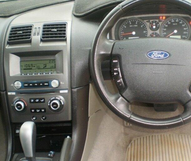 Ford Falcon 20022008 BA, BF | Aerpro
