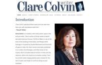 Clare Colvin – writer