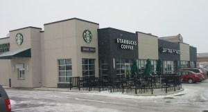 Commercial building-Strathmore-Alberta