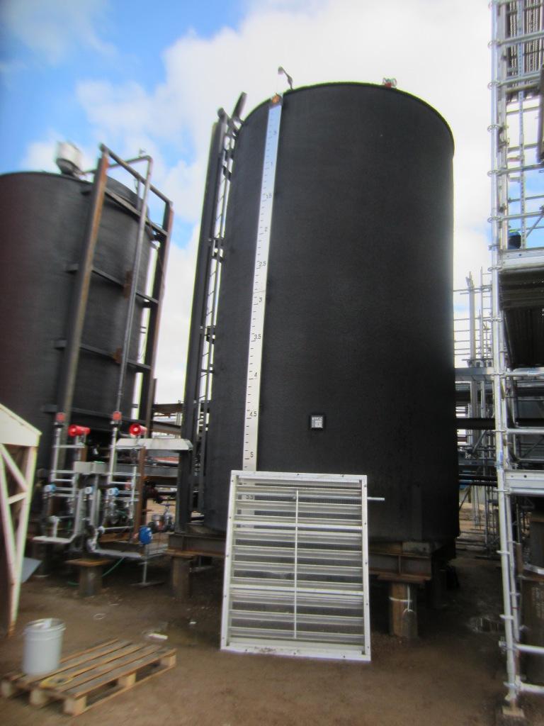 Tanks-SRU Project-Alberta