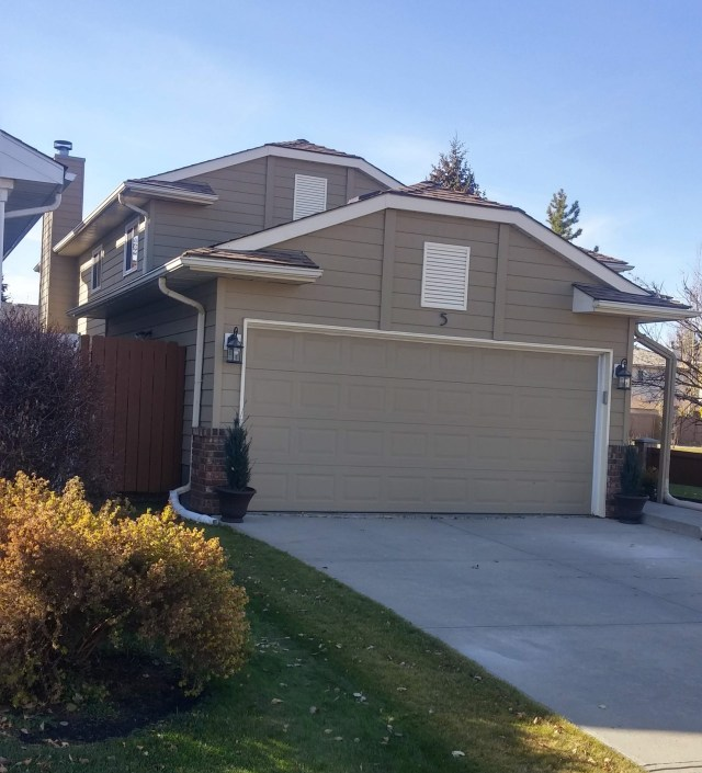 inspection of house integrity in Sundance area of Calgary Alberta