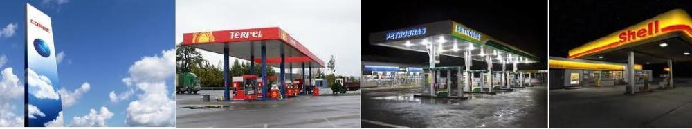 Precios de combustibles en Puerto Montt (semana 15 al 21 de marzo 2012) (1/2)