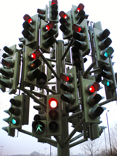 Puerto Montt: La ciudad de los semáforos (1/2)