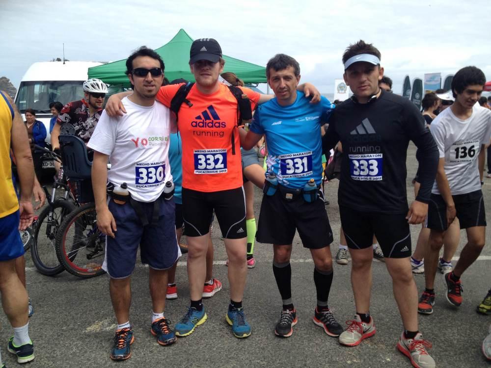 Medio Maratón de Pucatrihue - 2013. (1/3)