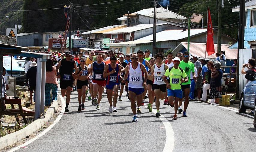 Medio Maratón de Pucatrihue - 2013. (2/3)