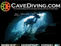 The Cave Diving Website