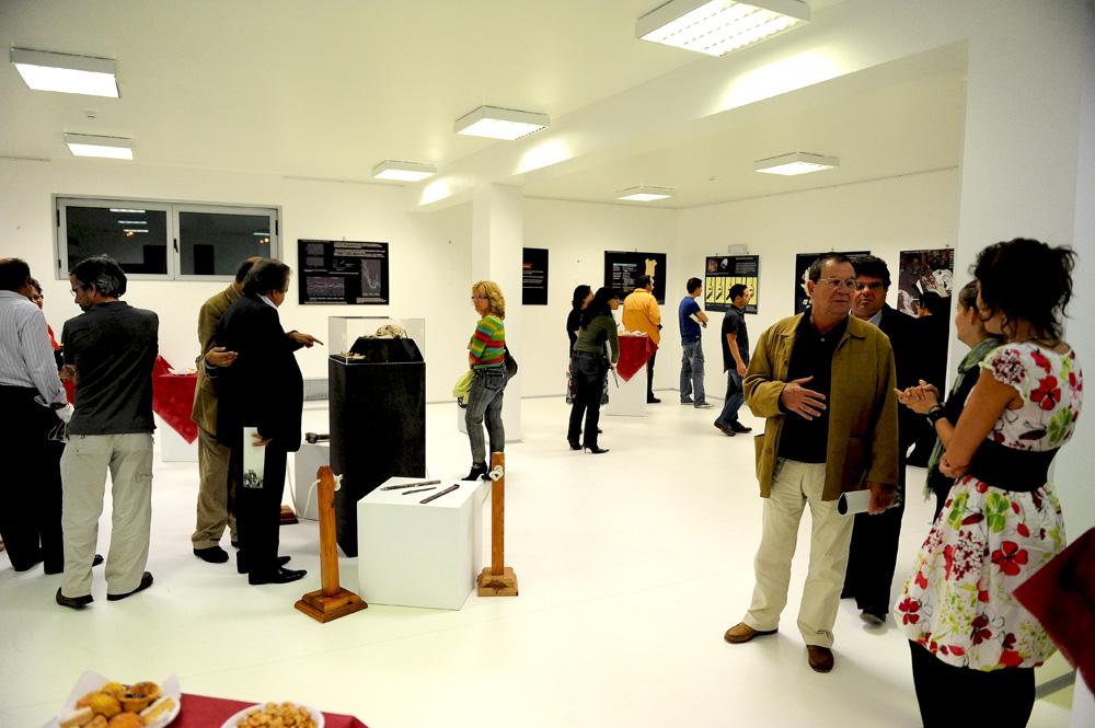 Exposição em Porto de Mós