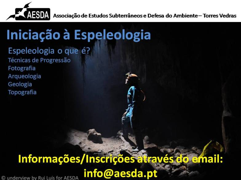 Formação de Espeleologia 2014