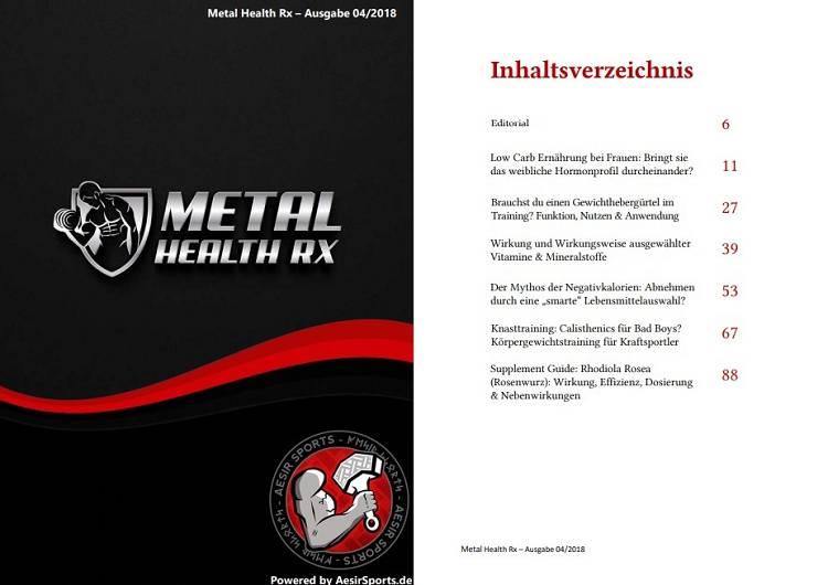 Release: MHRx 04/2018 Ausgabe ab sofort erhältlich