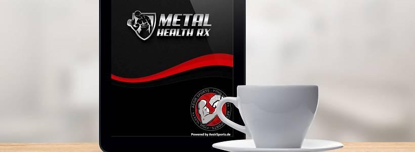 Metal Health Rx: August Ausgabe 2019 ab sofort erhältlich!