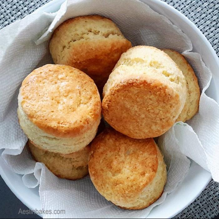 Irish Scones - muffins, scones & quick breads