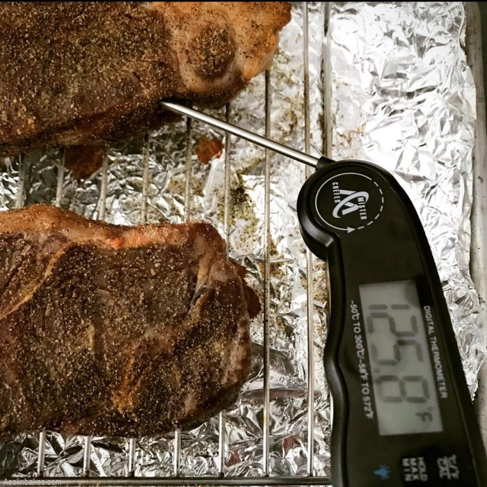 Use and instant-read thermometer