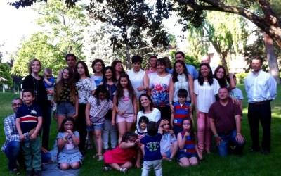 Encuentro de Familias Mayo 2015, Majadahonda, Madrid