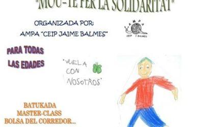 El running solidario llega a las escuelas