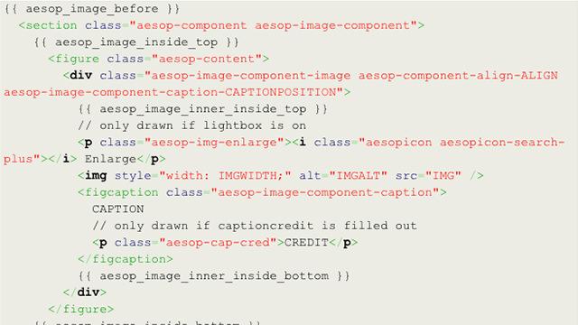 aesop resource developer documentation