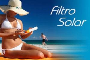 necessaire de verão filtro solar