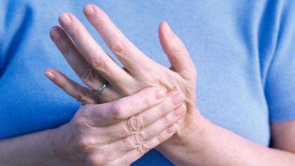 osteoartrite mão