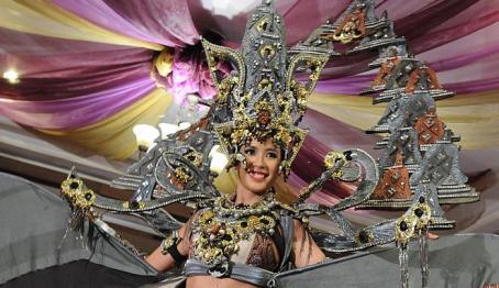 Miss Universe 2015 : Putri Indonesia Dapatkan Gelar