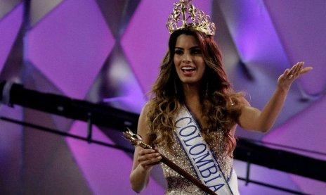 """Miss Universe 2015 : """"kecantikan fisik bukan hal yang penting"""""""