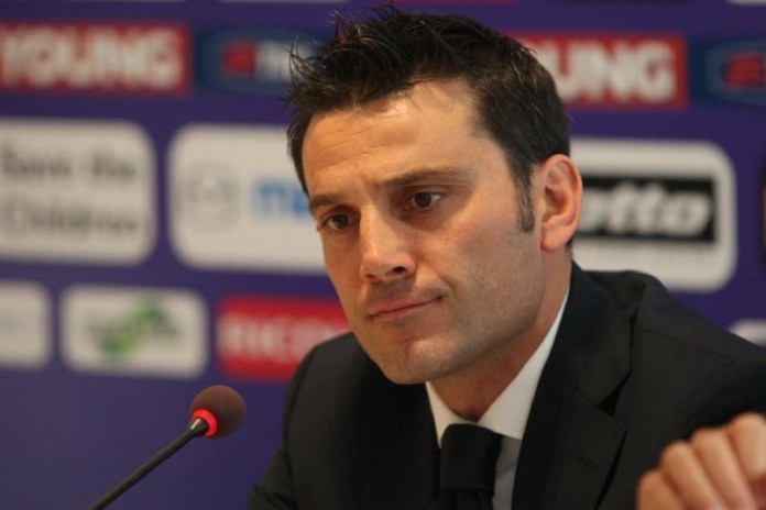Manajer Fiorentina, Vincenzo Montella Meberi Pujia Untuk La Viola n