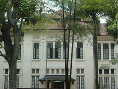 Wisata Bandung, Hantu Nancy