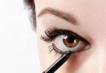 eyeliner bawah mata