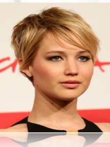 best short hair style for round faces
